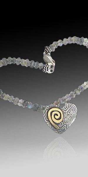 spiral-heart-necklace-on-labradorite