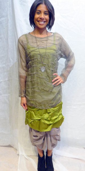 krista-shoreline-shirt-emerald-silk-organza
